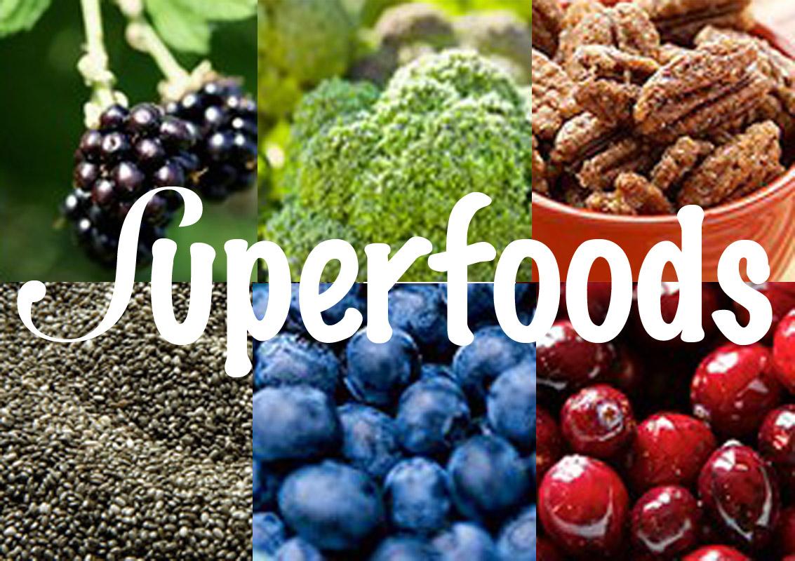 O que são super alimentos?