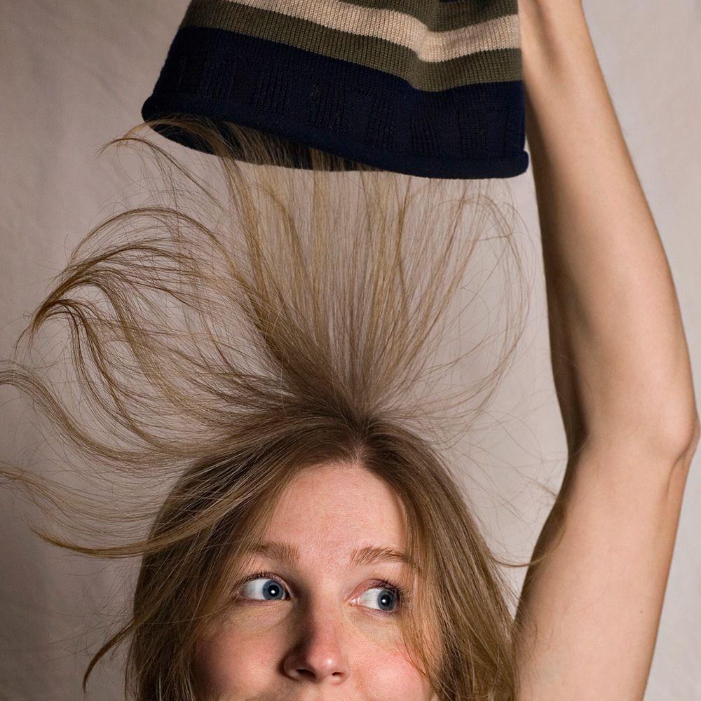 As melhores soluções para cabelo com eletricidade estática